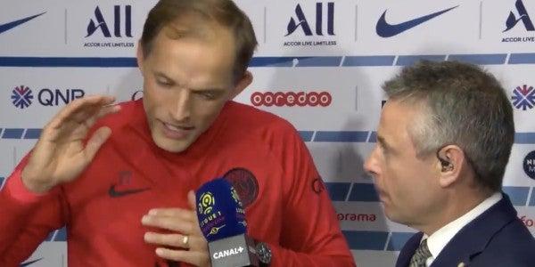 图赫尔:欧冠对阵多特继续踢442?我觉得阵型并不重要