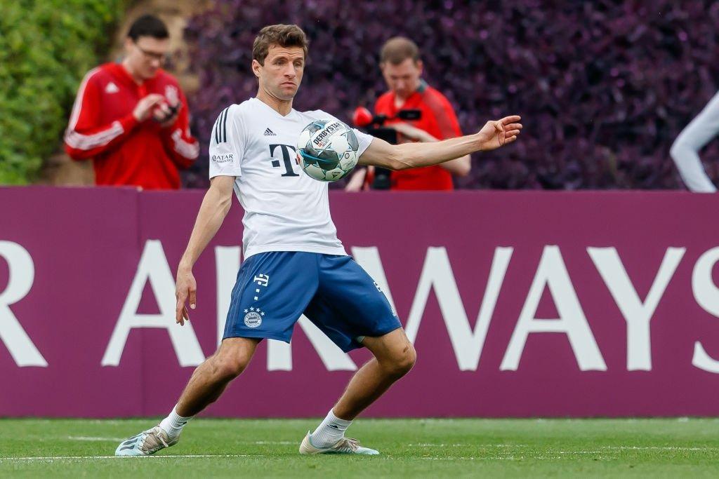 穆勒:拜仁志在德国冠军,我的未来今年夏天再定