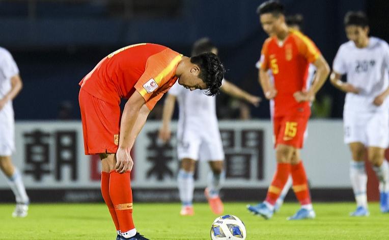 还能更惨吗?中国国奥已连续32年未在奥预赛出线
