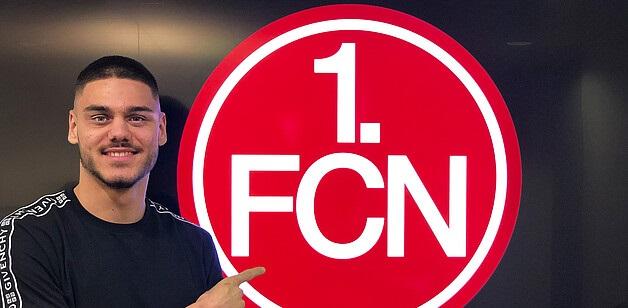 官方:阿森纳后卫马夫罗帕诺斯租借加盟德乙纽伦堡俱乐部