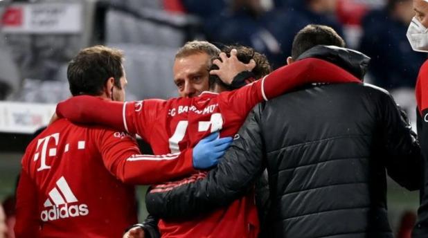 弗里克:拜仁新援证明了自己,满意进入德国杯下一轮