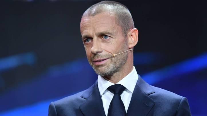 欧足联主席:欧洲杯肯定会办,但可能改在一座城市进行