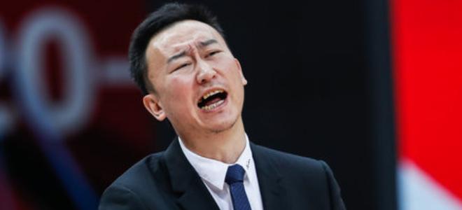 刘维伟谈吴前被限制:他串联了全队,对他表现较满意