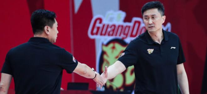 杜锋谈李春江:他帮助我成长,感谢他之前对广东的贡献