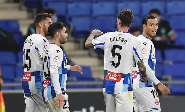 德托马斯恩巴尔巴破门,西班牙人2-0蓬费拉迪纳