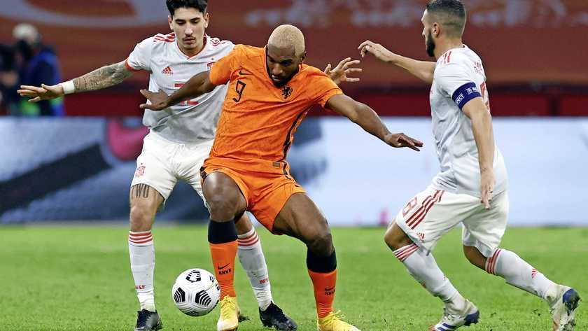 荷兰电讯报:荷兰前锋巴贝尔新冠检测结果呈阳性