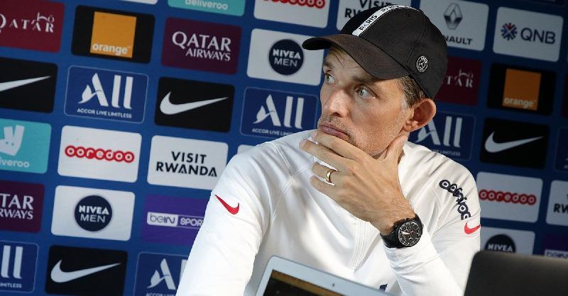 图赫尔:感谢德尚对姆巴佩的管理;下周欧冠比联赛更重要