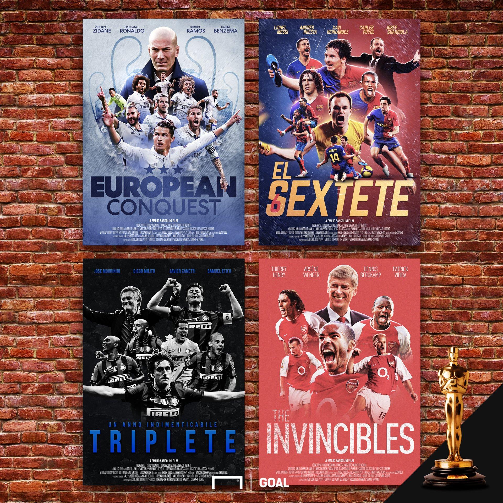 Goal海报:如果,有那么一场足球比赛可以被拍成电影