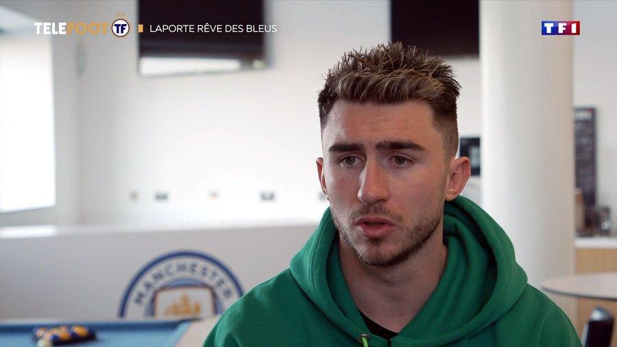 拉波特:此前受伤真是太不巧了,希望能代表法国踢欧洲杯