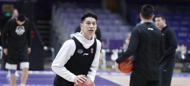 宋翔:北京男篮采取错峰训练,林书豪计划15日返队