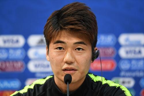 经纪公司声明:奇诚庸本赛季将不会回到K联赛踢球