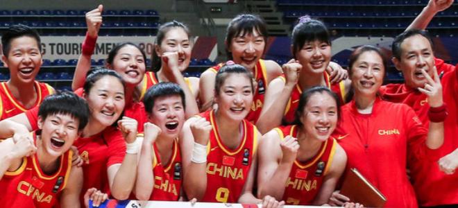 体育总局通报表扬中国女篮:充分展现了中华体育精神