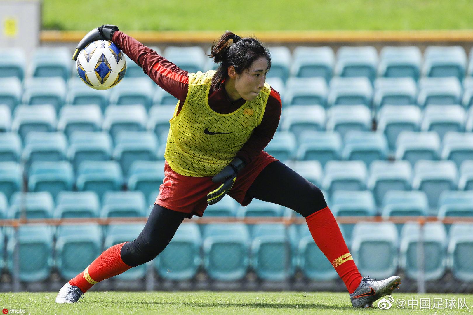 女足众将:目前球队非常团结,对阵澳大利亚要全力争胜