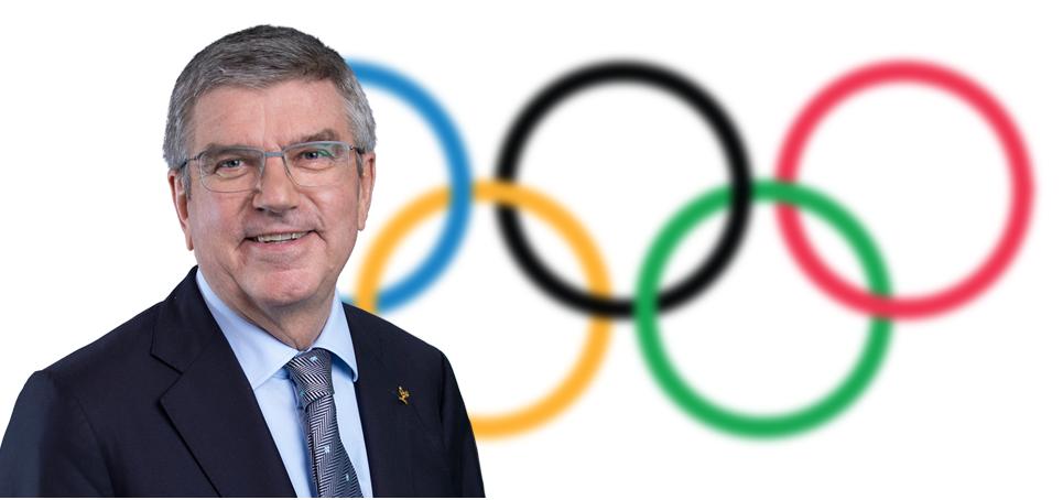国际奥委会主席巴赫致全球运动员信:东京奥运不会取消