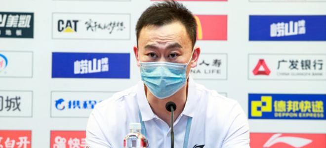 刘维伟:要有击败强队的欲望球员才能走向成熟
