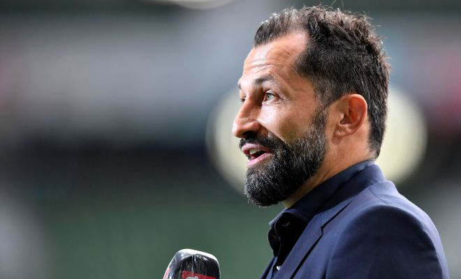 萨利:拜仁要买的球员得具备狭小空间内处理球的能力