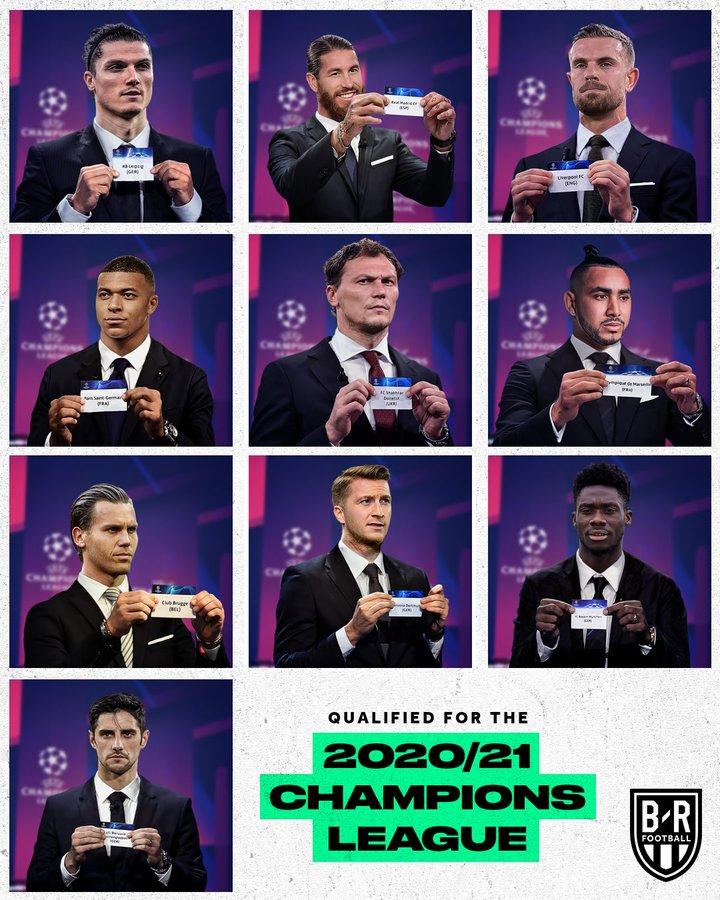 全欧第10支俱乐部!皇马锁定下赛季欧冠席位