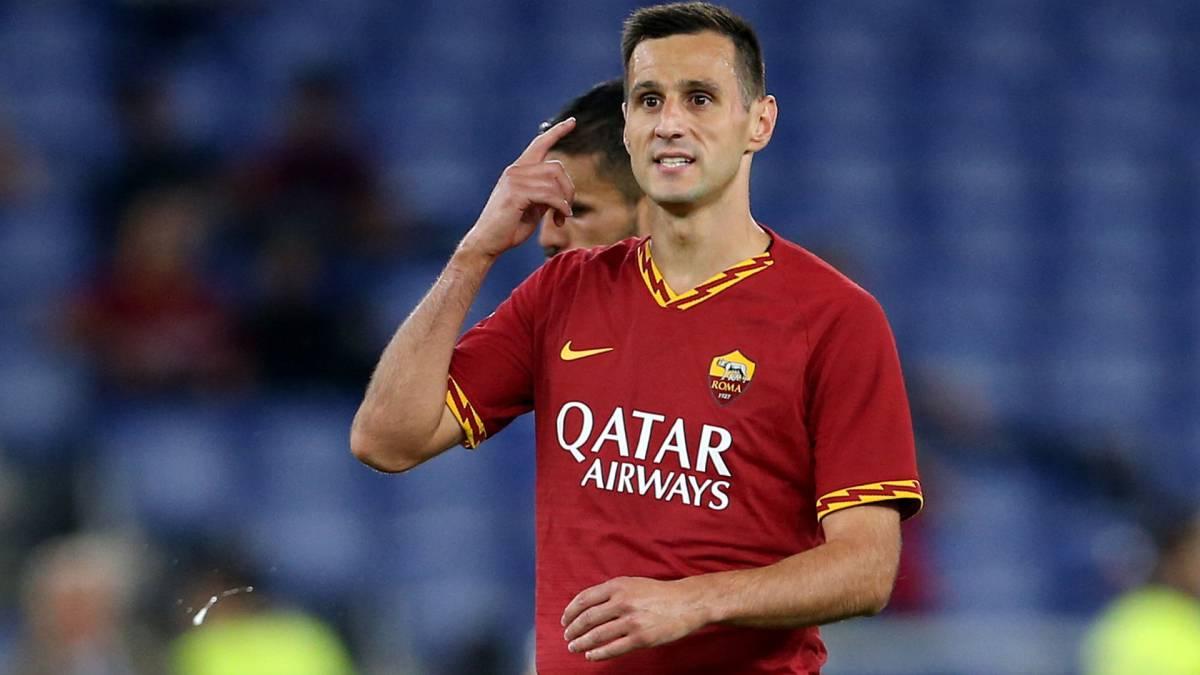 阿斯:罗马不愿买断卡利尼奇,而是希望再续租其一个赛季