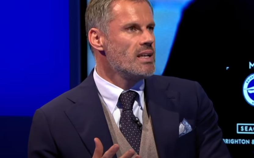 卡拉格:如果B费能延续好状态,曼联将取得更好成绩