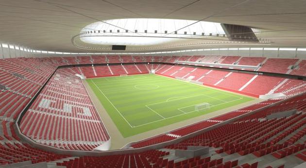 记者:足协已将上海承办40强赛上报总局,预计3.5上报亚足联