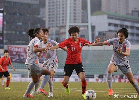 韩国足协否认对中国女足使用盘外招:40-50人办手续需时间